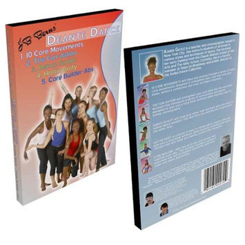 Urban Group Exercise Ltd Urban Rebounder Deante Dance Compilation 1 DVD