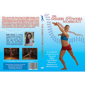 Urban Group Exercise Ltd Urban Rebounder The Barbi Powers Workout DVD