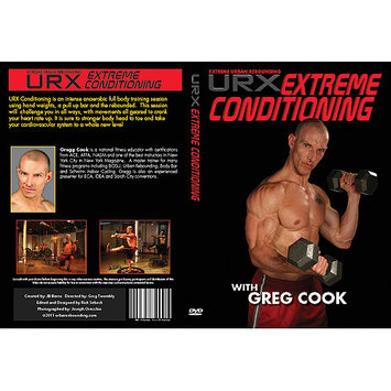 Urban Group Exercise Ltd Urban Rebounder URX Extreme Conditioning w/ Gregg Cook