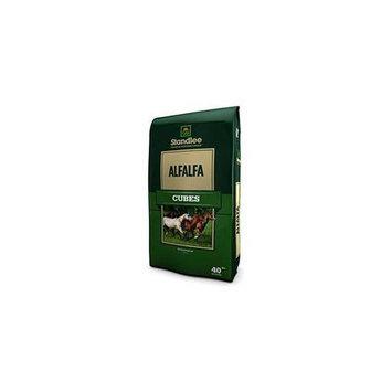 Standlee 1180-40101-0-0 Premium Alfalfa Cubes For Horse, 40 Lb.