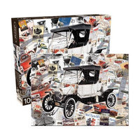 NMR Distribution Ford Model T 1000 Piece Jigsaw Puzzle