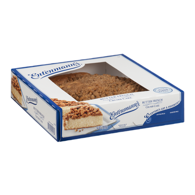 Entenmann's Butter French Crumb Cake