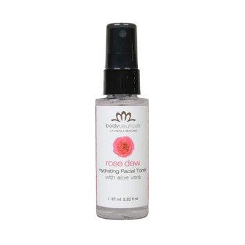 Rose + Aloe Hydrating Facial Spray Bodyceuticals 2.25 oz Liquid