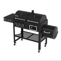 Outdoor Leisure Products Inc Smoke Hollow Gas/Charcoal Smoker Grill