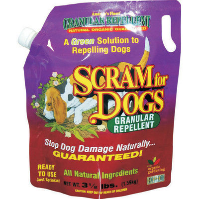 Enviro Protection Scram For Dogs Shaker Bag, 3.5-pound