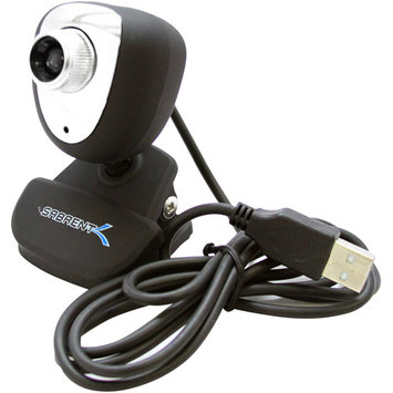 Sabrent USB Webcam With Built-in Microphone - SBT-WCCK