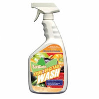 Biosafe Systems BSF201732 Biosafe 32oz SaniDate Fruit and Vegetable Wash RTU