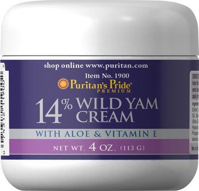 Herbal Authority Wild Yam Cream