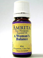 A Woman's Balance 10 ml by Amrita Aromatherapy