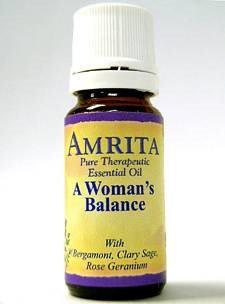A Woman's Balance 10 ml by Amrita Aromatherapy