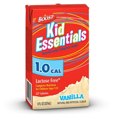 Boost Kid Essentials 1.0 Medical Nutritional Drink Vanilla