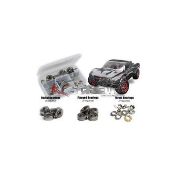 RC Screwz Bearing Kit Slash 4X4 Ultimate LCG RCZTRA051B RCZC0068