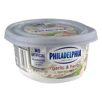 Philadelphia Garlic & Herb Cream Cheese Spread