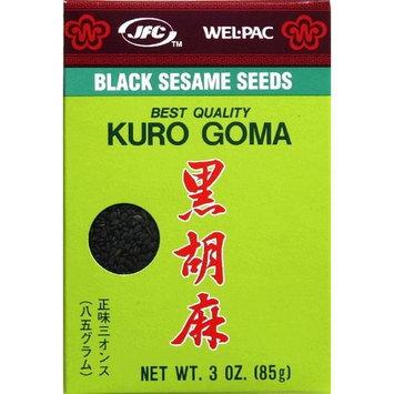 Wel-Pac Wel Pac Black Sesame Seeds 3oz.