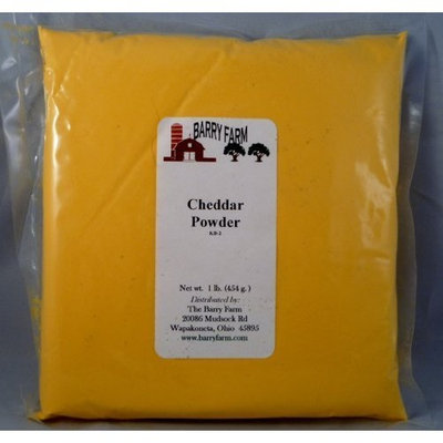 Barry Farm Cheddar Cheese Powder, 1 lb.