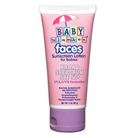 Baby Blanket Suncare Faces Lotion SPF 50+