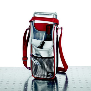 Red Vanilla Be Cool Red Bottle Bag