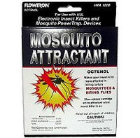 Armatron International Flowtron MA-1000-6 Octenol Mosquito Attractant - Six Octenol Cartridges.