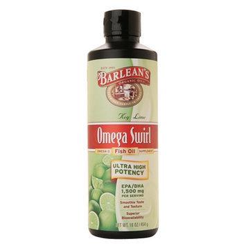 Barlean's Organic Oils Omega Swirl Fish Oil EPA/DHA 1