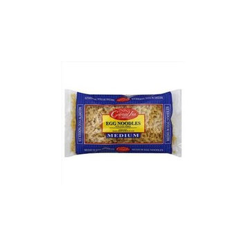 Colonial Inn Medium Egg Noodles 12-Ounce, Pack of 12