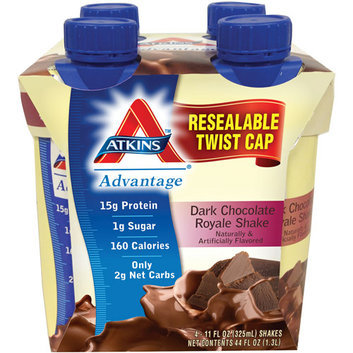 Atkins Advantage Dark Chocolate Royal Shake