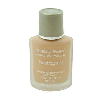 Neutrogena Visibly Firm Natural-Look Makeup Essential Soy SPF 20 GOLDEN HONEY 0.9 fl. oz (27 mL)