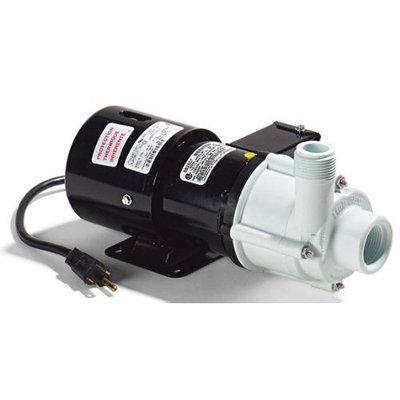 Little Giant Pump Little Giant - 4-MDQ-SC Inline Pump