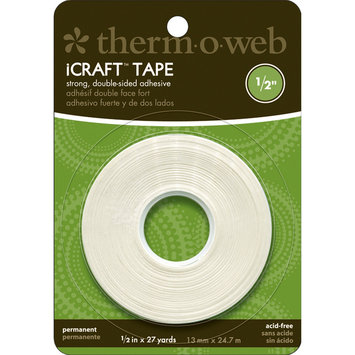 Thermoweb 3375 iCraft Tape.5 in. x 27 Yds