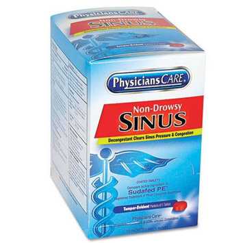 Tylenol Sinus Congestion & Pain Severe Daytime Non-Drowsy CoolBurst Caplets