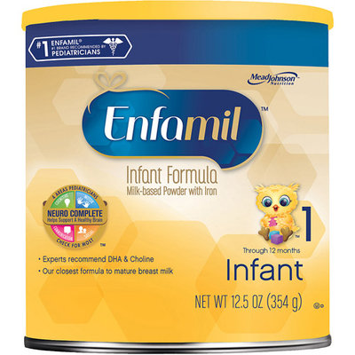 Enfamil Infant Powder Formula - 12.5 oz