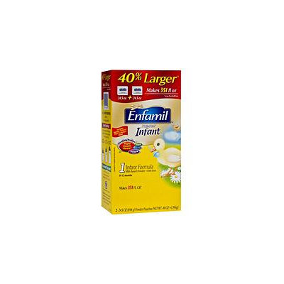 Enfamil Premium Infant Formula - Powder Pouches - 2/24.5 oz.