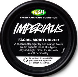 Slide: LUSH Imperialis Facial Moisturizer