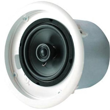 Speco Technologies In-ceiling Speaker, indoor, pk 2 Sp6nxctul 5kzg3