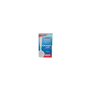 Watson Rugby Labs Guaifenesin Cough Syrup, For Adult & Children, 4 oz, Watson Rugby