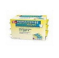 Preparation H Medicated Wipes - 144ct