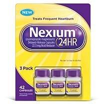 Nexium 24HR Acid Reducer, Delayed-Release Capsules