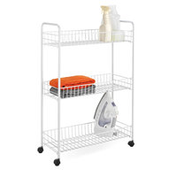 Kmart Corporation Essential Home 4 Tier Utility Cart