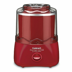 Cuisinart ICE-21R Automatic Frozen Yogurt-Ice Cream & Sorbet Maker