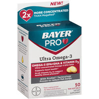 Bayer Pro Ultra Omega-3 50 Count