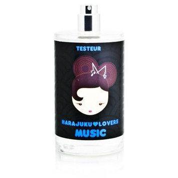 Gwen Stefani Harajuku Lovers Music 3.4 oz EDT Spray (Tester)