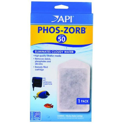 API Phos-Zorb for Superclean Filter 50 gal