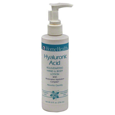 Home Health - Hyaluronic Acid Rejuvenating Hand and Body Lotion - 8 oz.