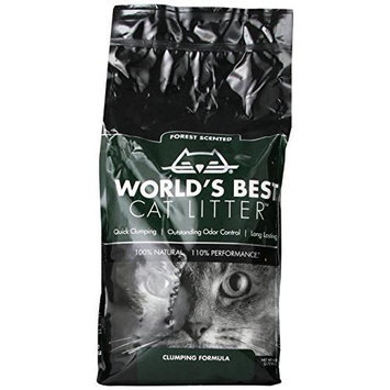 World's Best Forest Scented Clumping Formula Cat Litter