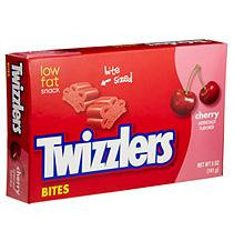 Twizzlers Cherry Bites - Theater Box - 5 oz. Box - 12 ct.