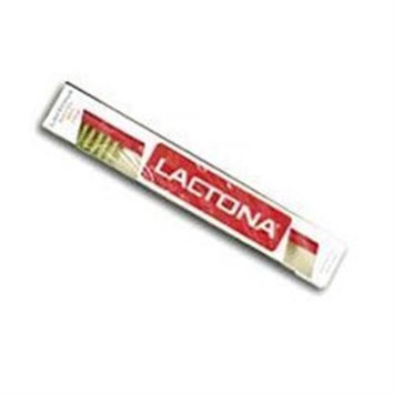 Lactona toothbrush natural 3 row, medium - 1 ea