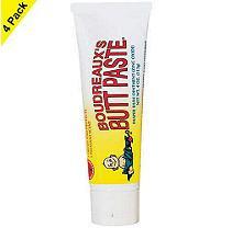 Parmed Pharmaceuticals Boudreaux's Butt Paste - 1 oz. - 4 Tube Pack