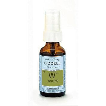 Liddell Wart Free Homeopathic Spray - 1 fl oz