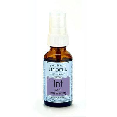 Liddell Laboratories Anti-Inflammatory Liddell Homeopathic 1 oz Liquid