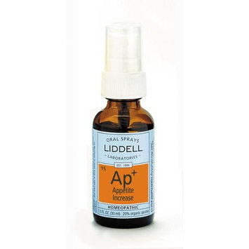 Liddell Laboratories, Appetite Increase Spray, 1 OZ
