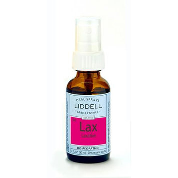 Laxative with Aloe 3x, 1 OZ by Liddell Laboratories
